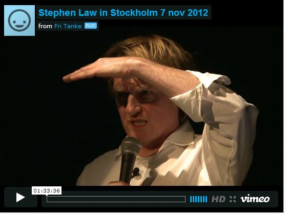 Law in Stockholm