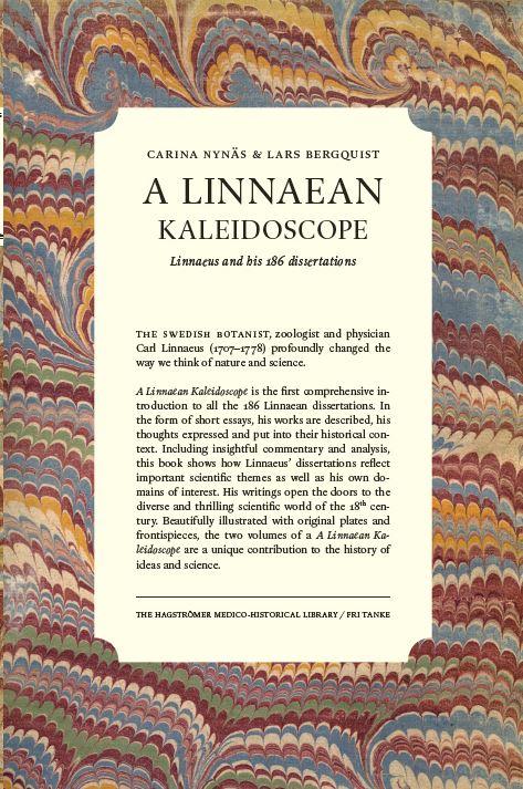 A Linnaean Kaleidoscope, bound