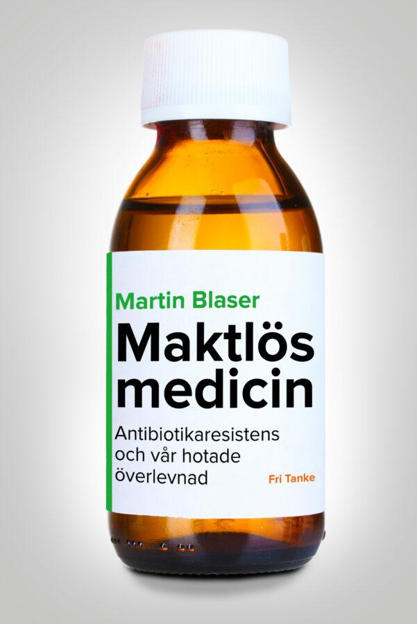 Maktlös medicin, bound