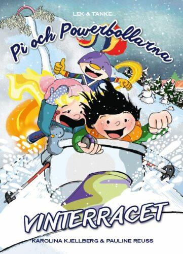 Pi och powerbollarna – Vinterracet