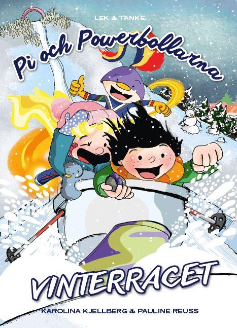 Pi och powerbollarna – Vinterracet, bound