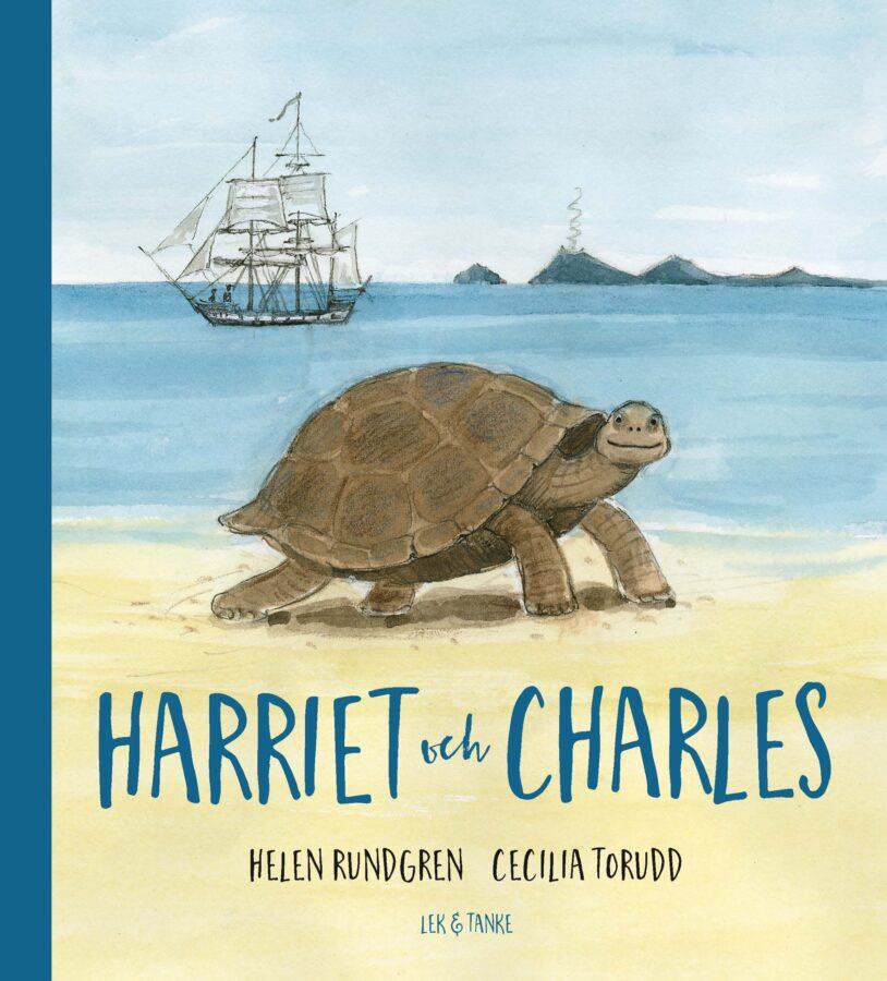 Harriet och Charles, bound