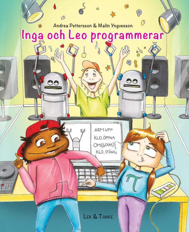 Inga och Leo programmerar, bound