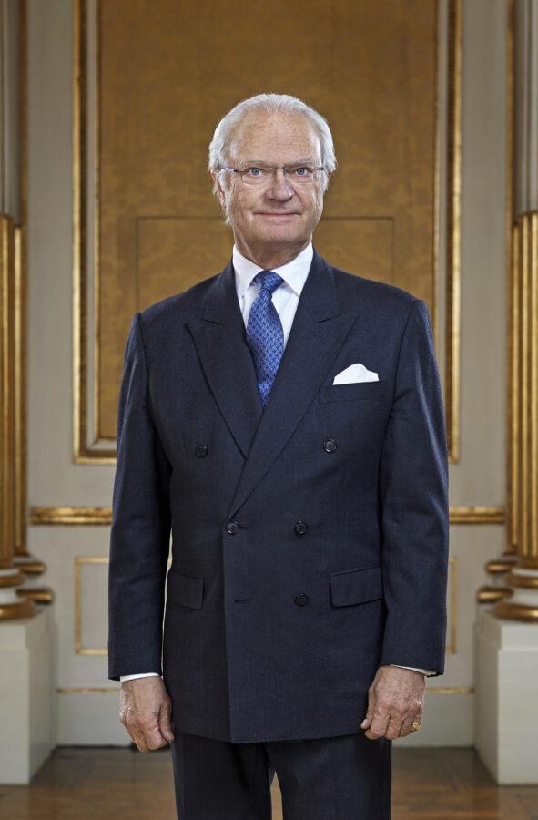 H.M.K. Carl XVI Gustaf Bernadotte