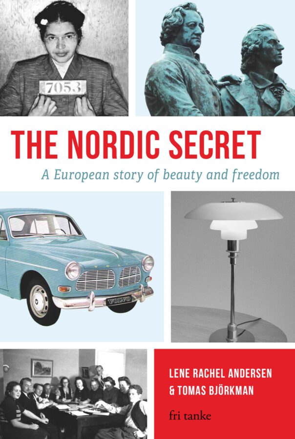 The Nordic Secret, bound