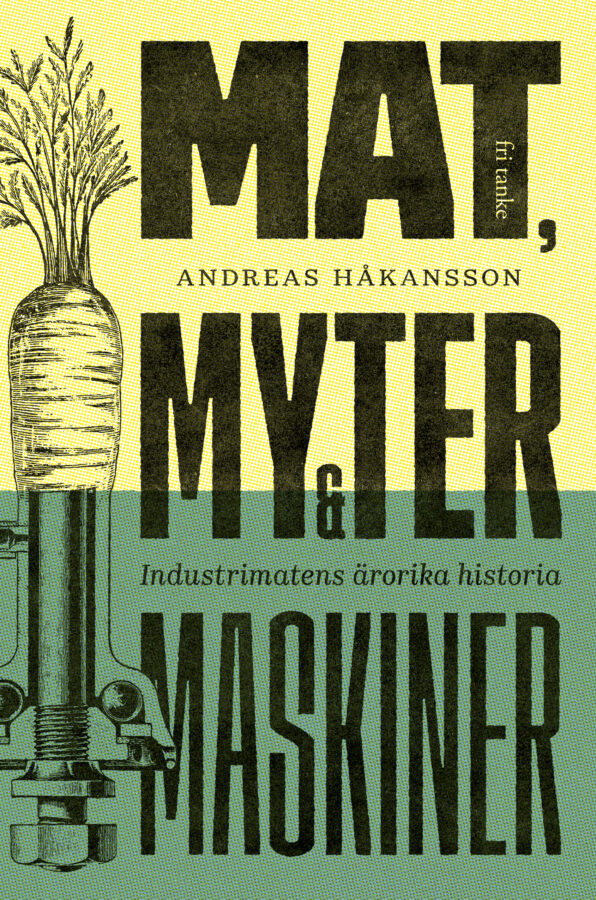 Mat, myter och maskiner, bound