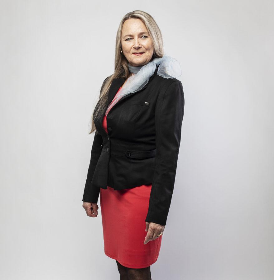 Anna M. Dåderman