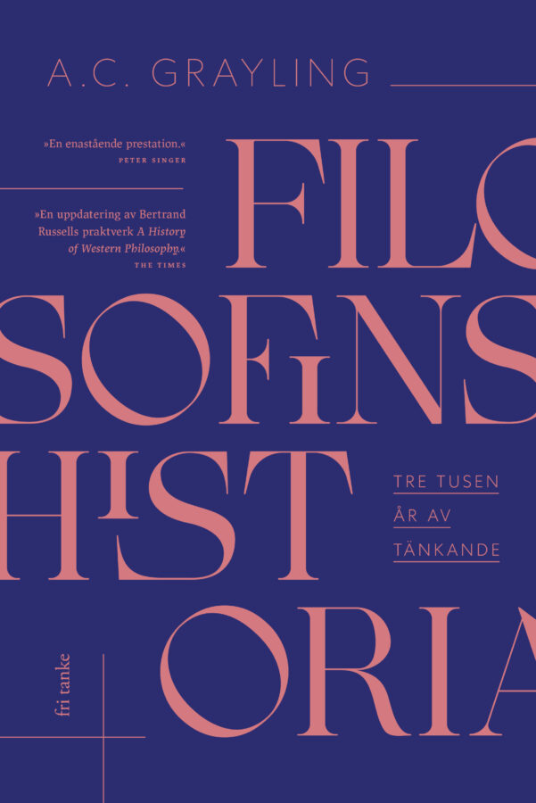 Filosofins historia, bound