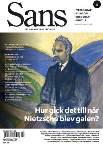 Sans 3/2020: Tro, tvivel och vetenskap